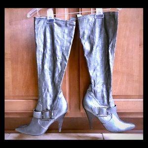 BCBG Heeled Boots